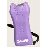 Sabre 600,000 Volt Mini Stun Gun with LED - Light Purple