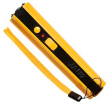 Sabre 3.8 Million Volt Stun Gun with LED Flashlight - Yellow