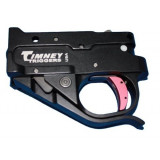 Timney Ruger 10/22 Trigger Black Housing / Red Shoe Ki