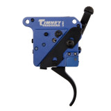 Timney Triggers Calvin Elite Custom Trigger For Remington 700, Right Hand, 2-Stage - Black **8 OZ**