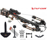 TenPoint Vapor Crossbow with RangeMaster Pro Scope and ACUdraw - RealTree APG