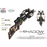 Tenpoint Shadow NXT Crossbow Package with Tenpoint 3X Pro-View 2 Scope & Rope Sled - Mossy Oak