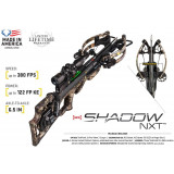 Tenpoint Shadow NXT Crossbow Package with Tenpoint 3X Pro-View 2 Scope & ACUdraw 50 SLED - Mossy Oak