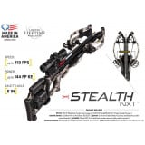 Tenpoint Stealth NXT Crossbow Package with Tenpoint Rangemaster Pro Scope & ACUdraw - Timber Viper