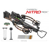 Tenpoint Carbon Nitro RDX Crossbow with RangeMaster Pro Scope / DeddSled 50 - Mossy Oak Break-up Country