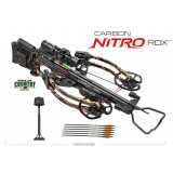 Tenpoint Carbon Nitro RDX Crossbow with RangeMaster Pro Scope / ACUdraw- Mossy Oak Break-up Country