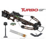 Tenpoint Turbo GT Crossblow Package with 3x ProView2 Scope / ACUdraw - Mossy Oak Break-up Country