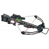 Tenpoint Titan SS Crossbow Package 3x ProView2 Scope ACUdraw - Mossy Oak Treestand