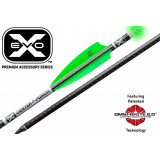 Tenpoint EVO X Centerpunch Premium Carbon Arrows w Omni-Brite 2.0 Lighted Nock System 20 451 grains 3/pk