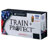 Federal Train+Protect Handgun Ammunition .40 S&W 180gr VHP 50/ct