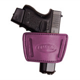 Tagua Inside the Waist Holster, Pink Large
