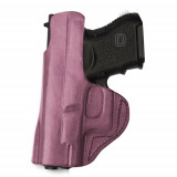 Tagua Pink Thumb Break Inside the Pants Holster FOR S&W SHIELD