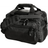 Uncle Mike's Side-Armor Deluxe Range Bag - Black