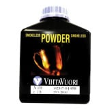 VihtaVouri N135 Smokeless Rifle Powder 1 lbs