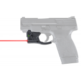 Viridian Reactor R5 Gen 2 Red Laser Sight for S&W M&P 45 Shield ECR w/ Ambidextrous IWB Holster