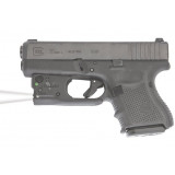 Viridian Reactor Tactlght with Radiance for Glock .26/.27 w/ ECR Instant-On Holster Black
