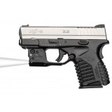 Viridian Reactor Tactlght with Radiance for Springfield XDS w/ ECR Instant-On Holster Black