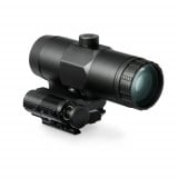 VORTEX VMX-3T Magnifier w/ Built-in Fiip Mount - Matte Black