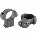 "Weaver Grand Slam Ringmounts Ruger 77, 1"" High - Nickel"