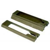 Weaver Modular Rail Cover Switch Mount - Olive Drab