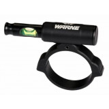 Warne Universal Scope Anti-Cant Level 30mm Green Bubble - Matte Black