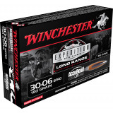 Winchester Expedition Big Game Long Range Rifle Ammunition .30-06 Sprg 190 gr AB 2750 fps 20/ct