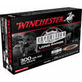 Winchester Expedition Big Game Long Range Rifle Ammunition .300 Win Mag Expedition 190gr AB 2900 fps 20/ct