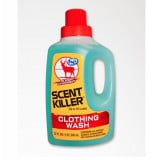 Wildlife Research Scent Killer Liquid Clothes Wash - Supercharged 32 oz.