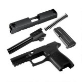 Sig Sauer Caliber X-Change Kit P320 Compact 9mm Black 10 rds
