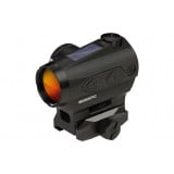 Sig Sauer ROMEO4T Tactical Solar Powered Red Dot Sight - 1x20mm 2 MOA Red Dot Ballistic Circle Dot