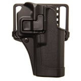 Blackhawk! SERPA CQC Concealment Holster Matte Finish Glock 17/22/31 Coyote Tan Right Hand