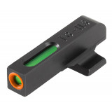 Truglo TFX Pro Tritium/Fiber-Optic Day/Night Sights Fit Beretta PX4 Storm (Excluding Compact) (Front Sight Only) - Orange Outline Front