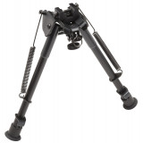 """Truglo Tac-Pod Adjustable Bipod with Fixed Base - Adjustable from 9-13"""""""