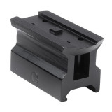 """Truglo Riser Mount T-1/ H-1 Style 1"""" Fits T-1 and H-1 Aimpoint-style Red Dots"""
