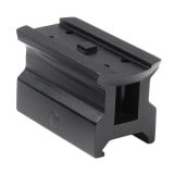 """Truglo Riser Mount T-1/ H-1 Style 1"""" Fits T-1 and H-1 Aimpoint-style Red Dots including the TRUGLO 20mm Red Dot"""