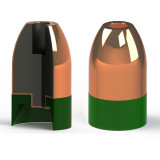 Powerbelt Copper-Plated Muzzleloader Bullets .50 cal 245 gr CHP 15/ct