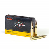 PMC X-Tac Rifle Ammunition .308 Win (7.62x51) 147gr FMJ-BT 2800 fps 20/ct