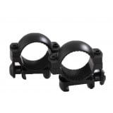 "Traditions Aluminum Scope Rings fits .22 Airguns 3/8"" Grooved Receiver 1"" Medium"