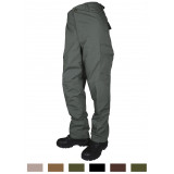 Tru-Spec BDU Basic Pants - 6.5oz. 65/35 Polyester Cotton Rip-Stop Zip Fly Closure