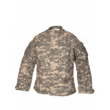 Tru-Spec Army Combat Uniform (ACU) Shirt - 50/50 Nylon Cotton Rip-Stop Army Digital Medium