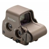 EOTech EXPS3 Holographic Weapon Sight - Night Vision Compatible- -2 68 MOA Ring w/ (2) 1 MOA Dots - Tan