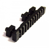 Promag AA124 Rail fits Archangel OPFOR AA9130 Forend Rail - Black Polymer
