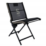 Summit Hunting Ground Seat with Mesh Seat & Backrest - 14 lbs.