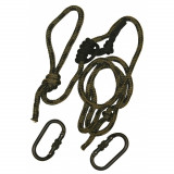 Summit 30 ft. Safety Line w/Dual Prussics for Summit Treestand Safety Harnesses
