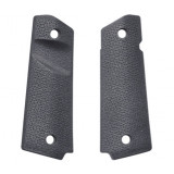 Magpul  MOE 1911 Grip Panels  For 1911  TSP Texture  Magazine Release Cut-out  Gray MAG544-GRY