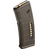 Magpul PMAG 30 AR/M4 GEN M2 MOE WINDOW 5.56X45mm NATO 30/rd OD Green Polymer MAG570-ODG