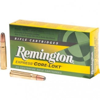 Remington Core-Lokt Rifle Ammunition .35 Rem 200 gr RNSP 2080 fps - 20/box