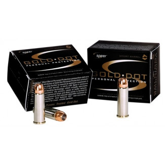 Speer Gold Dot Short Barrel Handgun Ammunition .45 ACP 230 gr HP  20/box