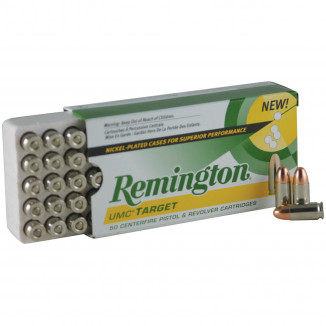 Remington Target Handgun Ammunition .44 Spl  LD  50/box