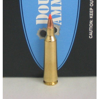 Doubletap Rifle Ammunition .22-250 Rem 40 gr BT 4100 fps - 20/box